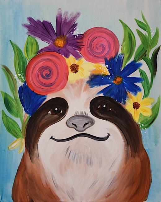 rezclick be a paint monkey calendar