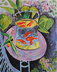 Matisse's ''Red Fish''