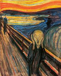 Edvard Munch, ''The Scream''