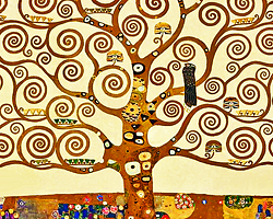 Gustav Klimp, Tree of Life