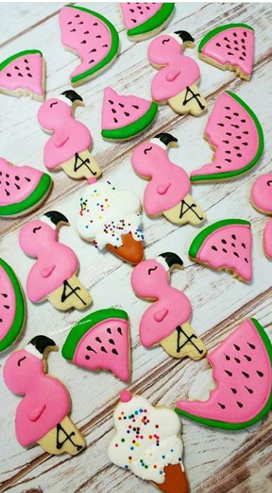 Flamingo Picnic TCCGM