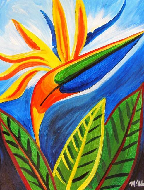 rezclick the painted conch calendar